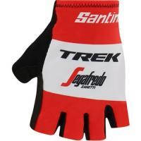 Велоперчатки Santini team racing gloves trek-segafredo (MD)