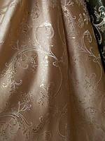 """Шторы """"Вензель"""", шторная ткань Турция, фото 1"""