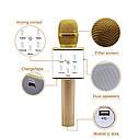 Беспроводной микрофон-караоке bluetooth Q7(коробка), фото 4