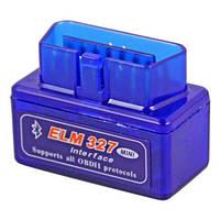 Сканер для авто mini ELM327 OBD2 Bluetooth, диагностический адаптер, сканер для диагностики автомобиля