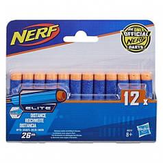 Набор стрел Hasbro Nerf Комплект из 12 шт. для бластеров A0350