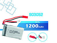 Акумулятор Li-Po 1200mah 3.7 V 25C LS903052 SKU0001010