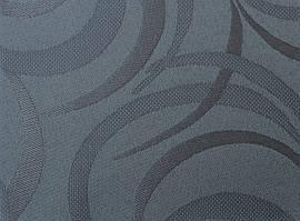 Готовые рулонные шторы Ткань Фестиваль Серый