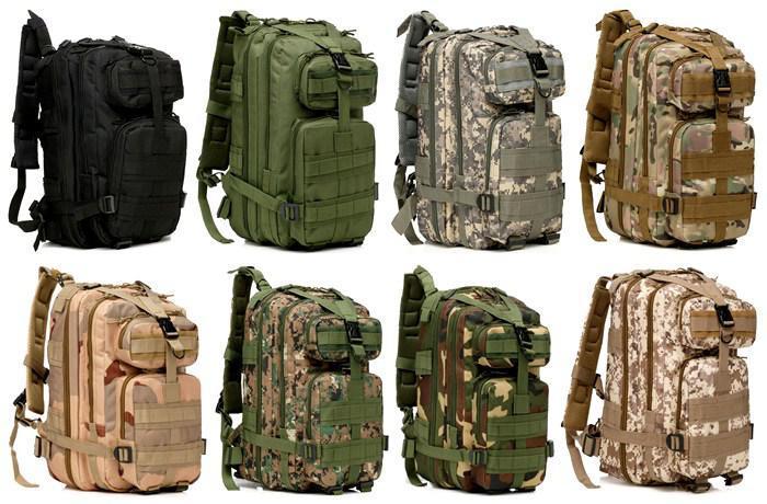 Рюкзак тактический - 15 Л ESDY(камуфляж)
