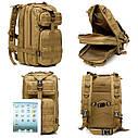Рюкзак тактический - 15 Л ESDY(камуфляж), фото 4