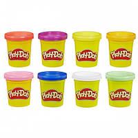 Игровой набор Play-Doh PD 8 цветов Радуга E5044_E5062