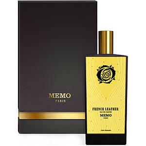 Memo French Leather парфюмированная вода 75 ml. (Мемо Французская Кожа)