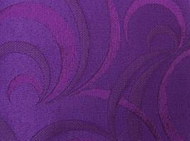 Готовые рулонные шторы Ткань Фестиваль Фиолетовый