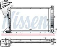 Радиатор охлаждения MERCEDES, Nissens 62519A