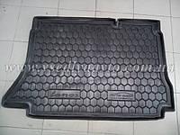 Коврик в багажник DAEWOO Lanos хетчбэк (AVTO-GUMM)