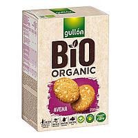 Печиво без алергенів вівсяне Gullon Bio Organic AVENA 250 г Іспанія