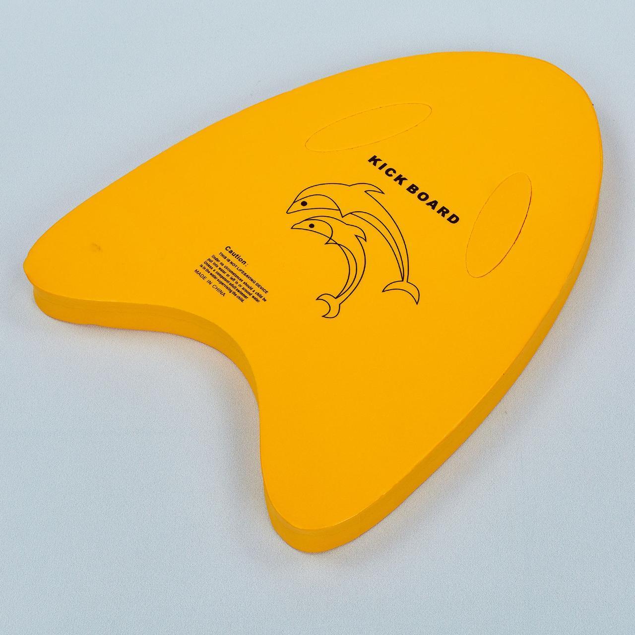 Доска для плавания EVA (31x43x3,5см) PL-0406