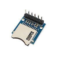 Модуль для чтения/записи microSD карт