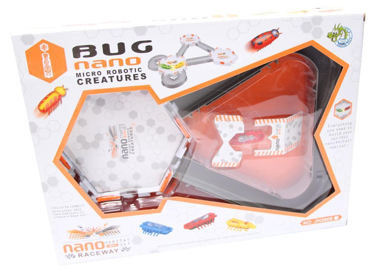 "Мини-робот Жучок HexBug Nano ""Micro Robotic"""