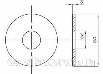 Картинки по запросу Шайба М3 DIN 9021