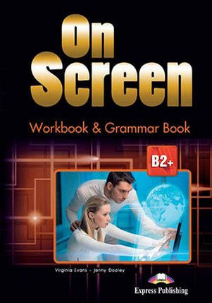 On Screen B2+ Workbook and Grammar with Digibooks Revised, фото 2