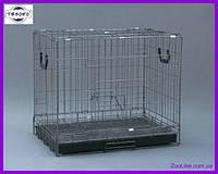 Tesoro Клетка Для Собак, Металлическая 511К (Тесоро) 106х72х78 см.