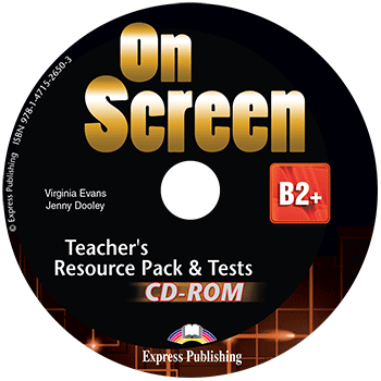 On Screen B2+ Teacher's Resource Pack Revised and Tests CD-ROM, фото 2