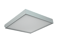 LED светильники с опаловым рассеивателем IP20, Световые технологии OPL/R ECO LED 595 4000K ARMSTRONG [1028000270]