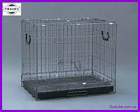 Tesoro Клетка Для Собак, Металлическая, 509K (Тесоро) 77х52х62 см