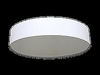 LED накладной круглый светильник IP20, Световые технологии SOL S 600 WH LED 4000K [1470000130]