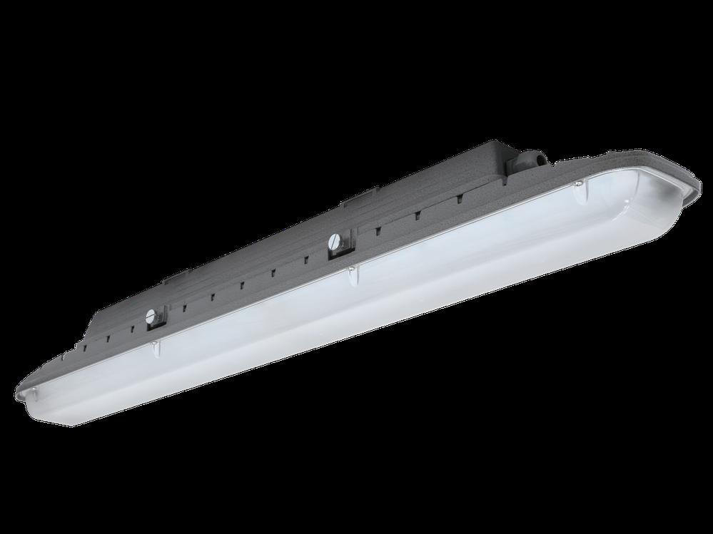 LED G2 Линейные светильники IP65, Световые технологии SLICK.PRS LED 60 EM with driver box 5000K [1631001970]