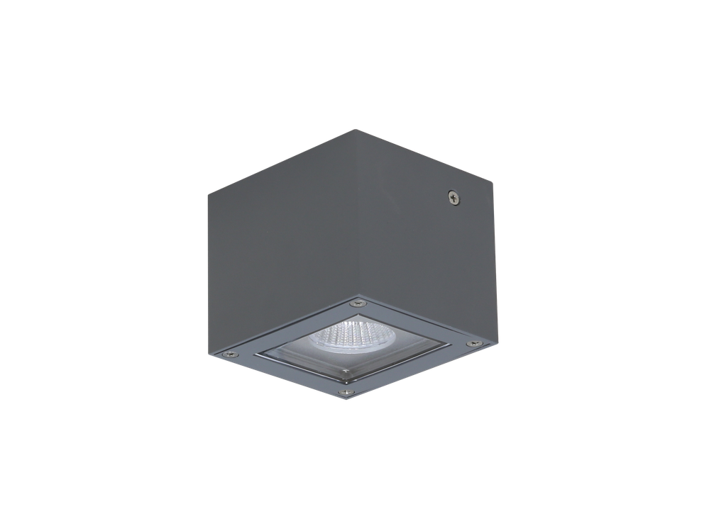 LED светильник настенный архитектурный IP65, Световые технологии KVARTA LED 2x8 D18 4000K [1100200060]