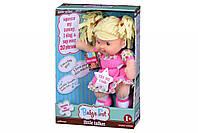 Кукла Baby s First Little Talker блондинка 1230-1