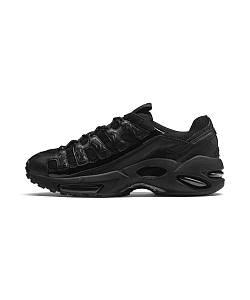 Черные мужские кожаные кроссовки Puma CELL Endura Reflective Sneakers