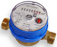 Счетчик воды одноструйный 15 JS-1,5 ХВ