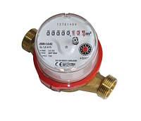 Счетчик воды одноструйный 15 JS-90-1,5 ГВ
