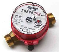 Счетчик воды одноструйный 20 JS-90-2,5 ГВ