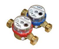 Счетчик воды одноструйный 20 JS-4 SMART ХВ (антимагнит)