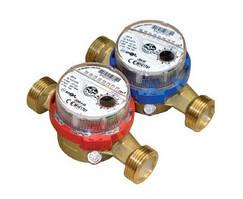 Счетчик воды одноструйный Apator Powogaz 20 JS-4 SMART+ ХВ