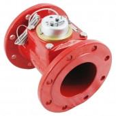 Счетчик воды с импульсным выходом Apator Powogaz MWN-130-300-NK (ГВ)