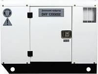 Дизельний генератор Hyundai DHY 12000SE, фото 1