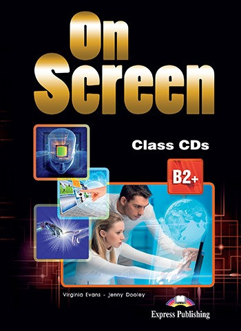 On Screen B2+ Class Audio CDs Revised