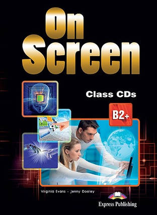 On Screen B2+ Class Audio CDs Revised, фото 2