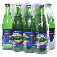 """Упаковка """"Драговская"""" вода минеральная газированная 0,5лx11 стекло"""