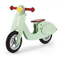 Толокар Janod Ретро скутер мятный J03243