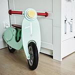Толокар Janod Ретро скутер мятный J03243, фото 4