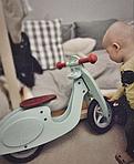 Толокар Janod Ретро скутер мятный J03243, фото 2