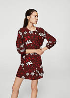 Трендовое платье мини Mango XS плаття манго 34