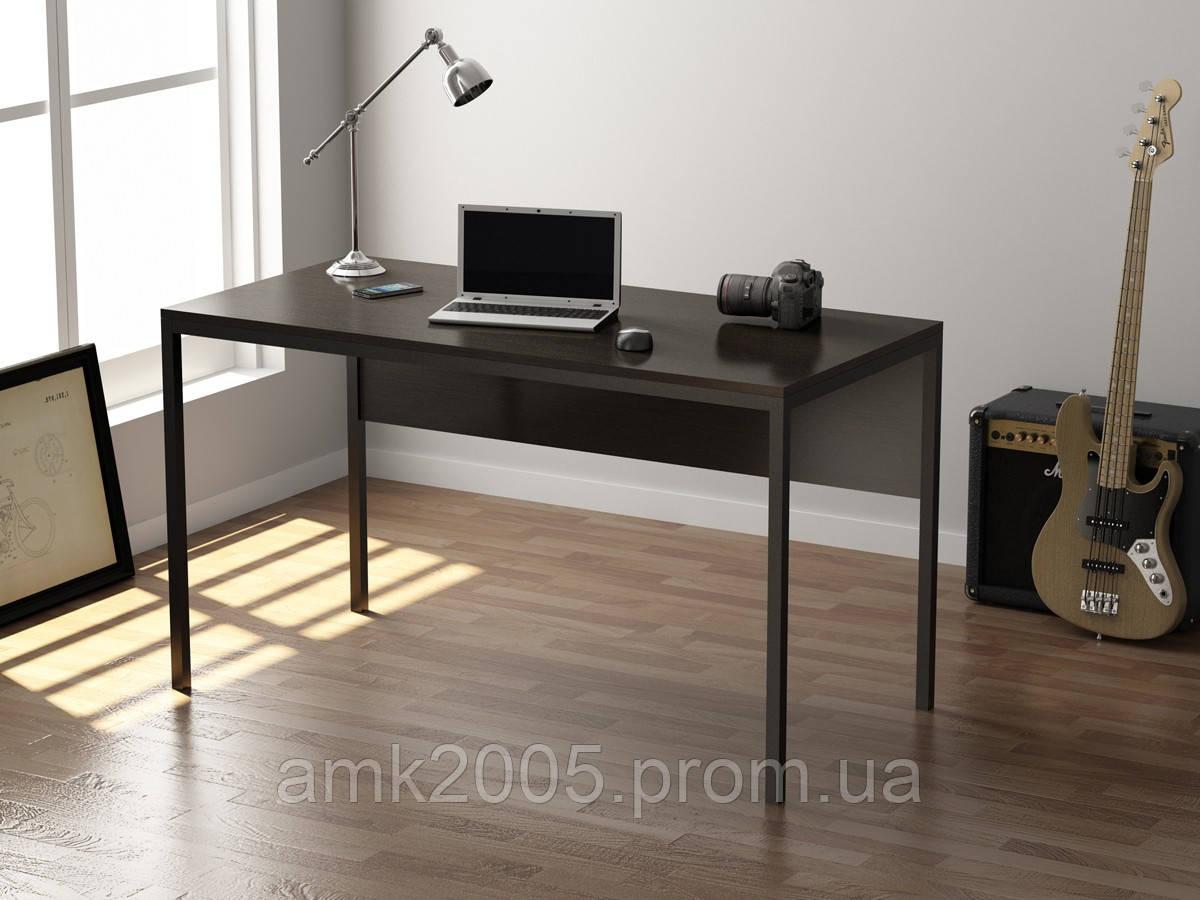 Письменный стол Loft design L-2p  Венге Корсика