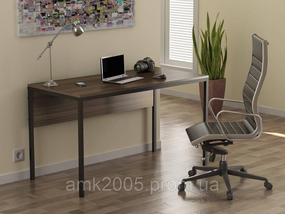 Письменный стол Loft design L-2p  Орех Модена