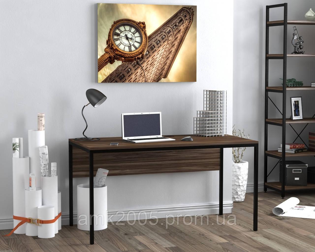 Письменный стол Loft design L-3p  Орех Модена