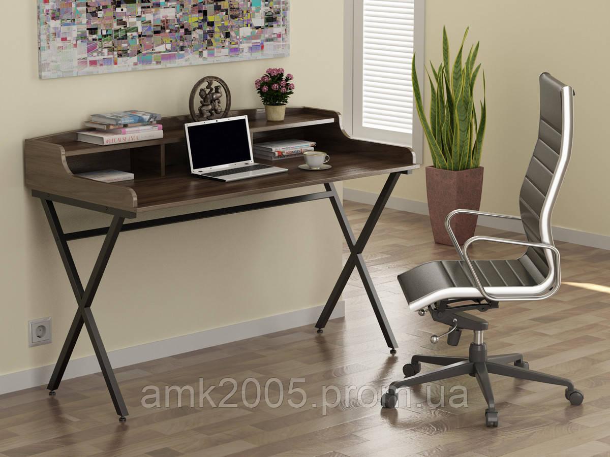 Письменный стол Loft design L-10 Орех Модена