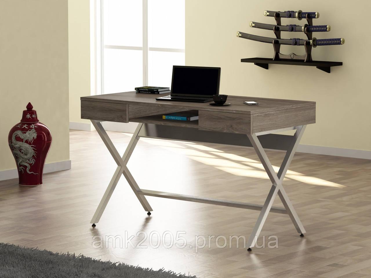 Письменный стол Loft design L-15 Дуб Палена