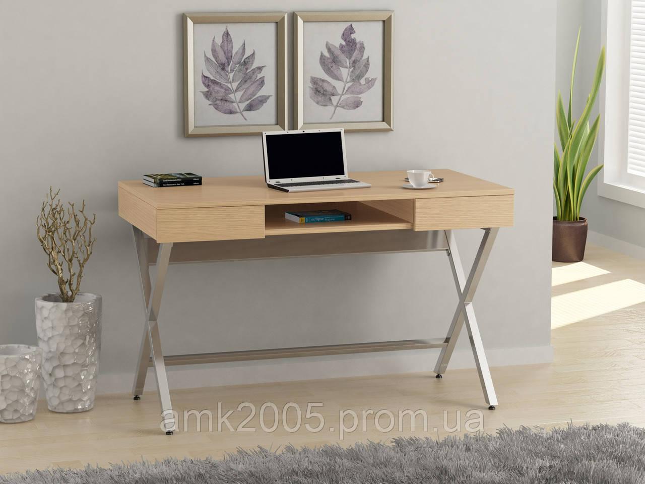 Письменный стол Loft design L-15 Дуб Борас
