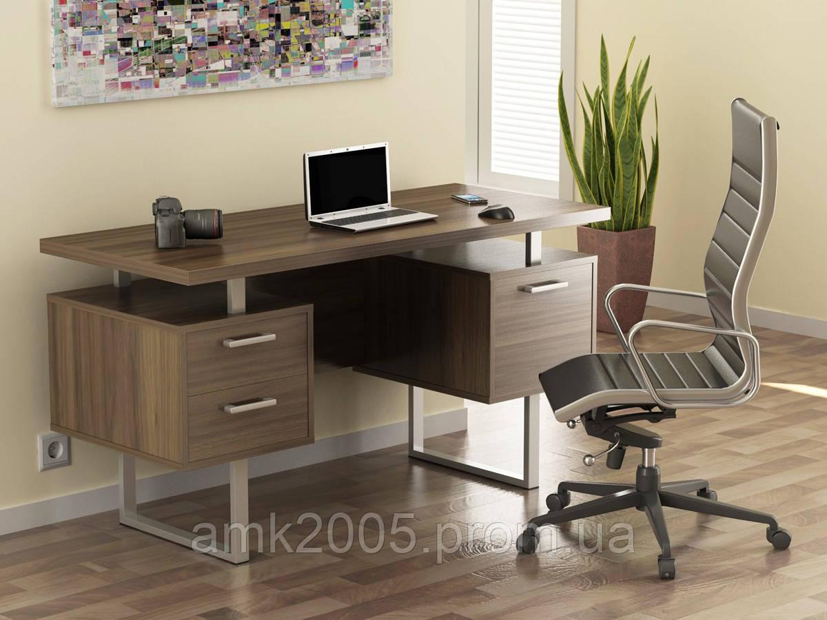 Письменный стол Loft design L-81 Орех Модена
